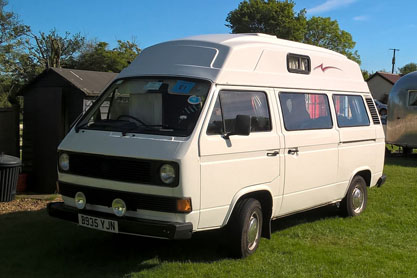 Cerys the Camper Van
