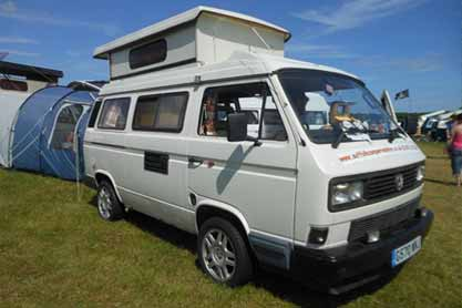 Oydie the Camper van